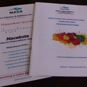 Mace Polymers & Additives Inc. - Booklets