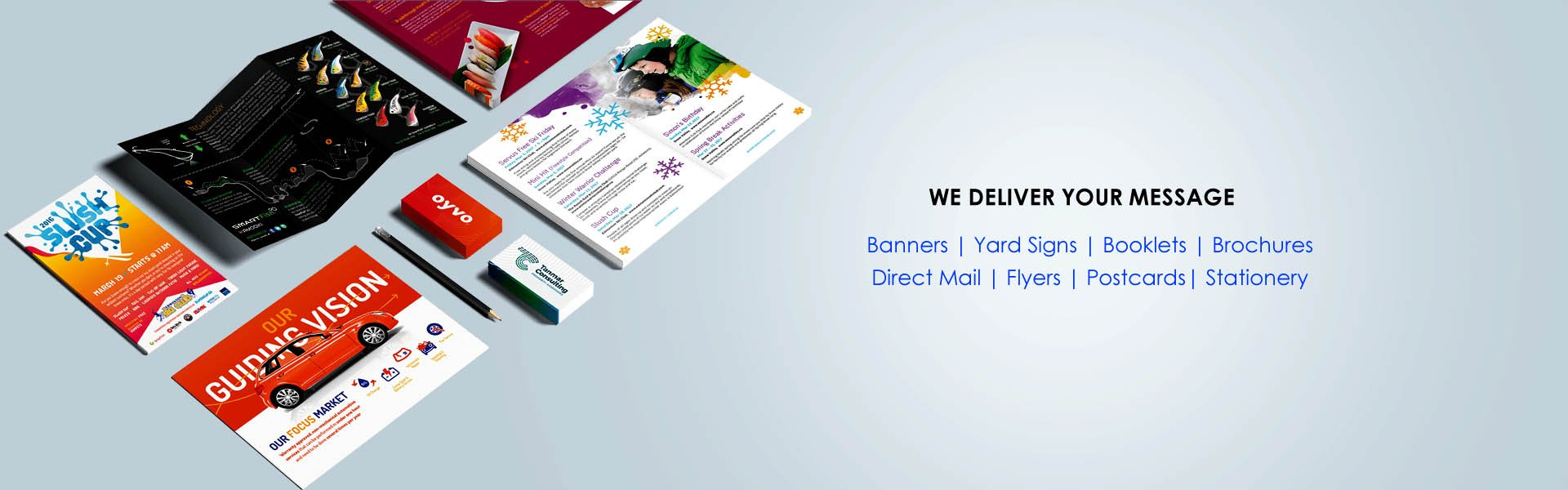 Best printing services in Boston, MA